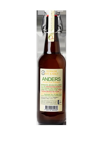 Qvänum Anders En Bitter Svensk