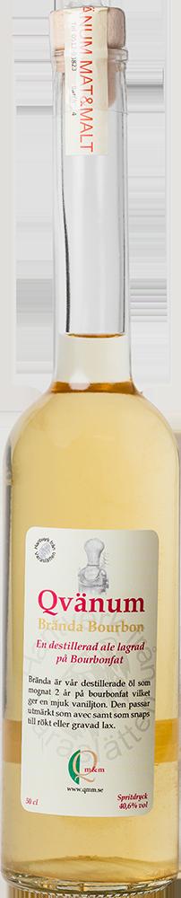 Brända bourbon